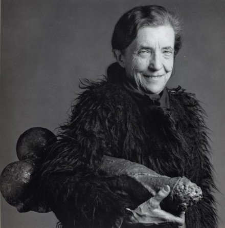 Mappelthorpe, Louise bourgeois, Fillette